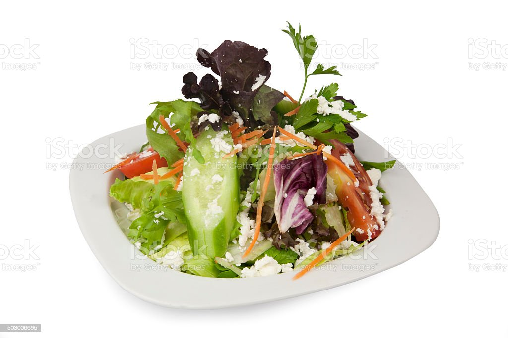 Salad stock photo