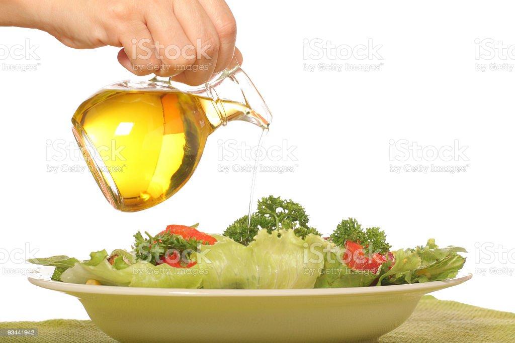 - Salat Lizenzfreies stock-foto