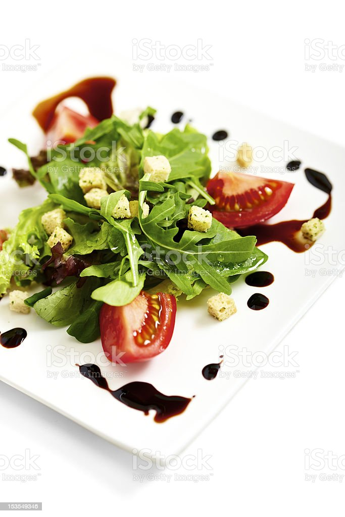 Salad variation royalty-free stock photo