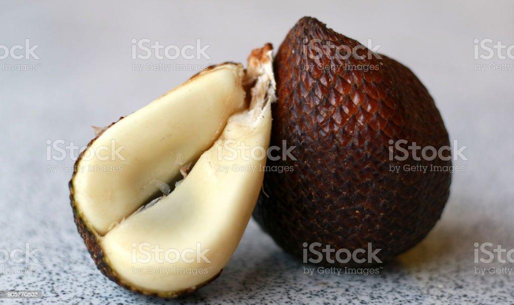 Salak Fruits stock photo