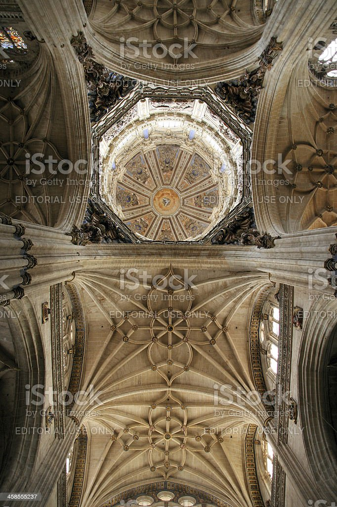 Salamanca royalty-free stock photo