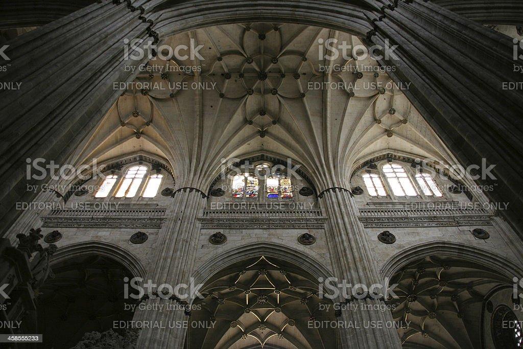 Salamanca, Spain royalty-free stock photo