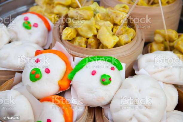 Salapao thai steamed buns filled with chicken at street food in picture id667038760?b=1&k=6&m=667038760&s=612x612&h=btq3qxzqrwoaoz 7n0hfi cj kbcv7ldbd1bcknlqfq=