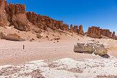 Los Flamencos National Reserve is a nature reserve located in the commune of San Pedro de Atacama, Antofagasta Region of northern Chile.