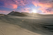 Travel in Nambia, discovering the Salar de Uyuni and the Laguna colorada