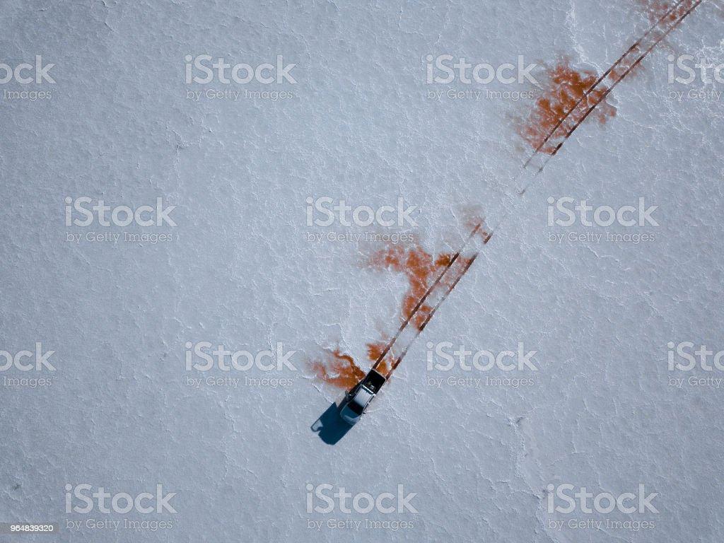 Salar de Uyuni royalty-free stock photo