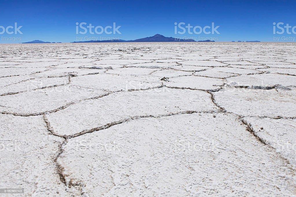salar of uyuni stock photo
