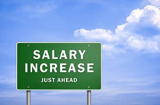 Gehaltserhöhungen nur Voraus – Foto