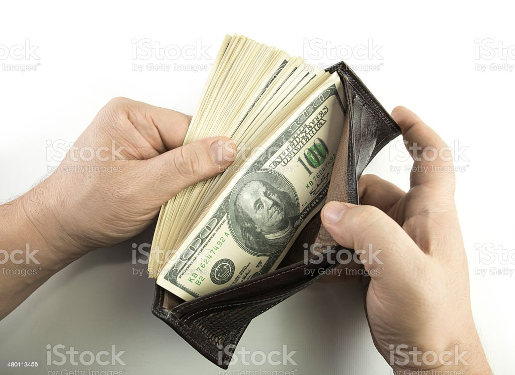 Salary stock photo