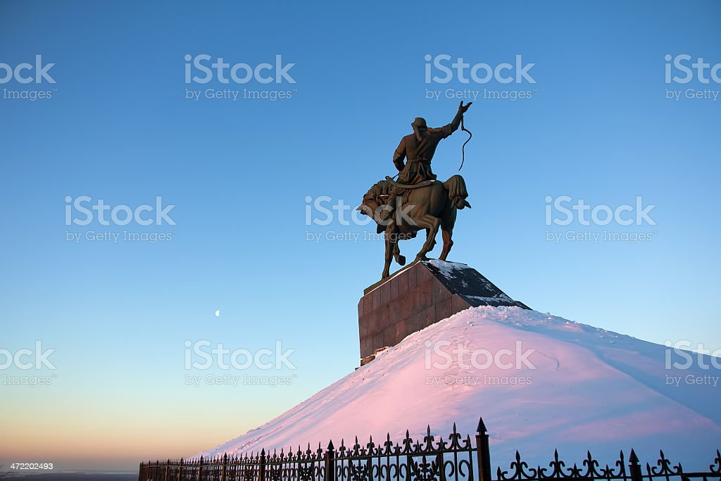 Salawat Yulaev - foto de stock