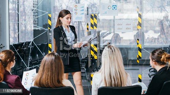 istock sale analysis business meeting room speaker report 1132968088