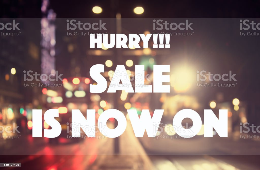 Sale concept background stock photo