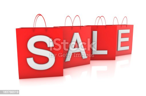 istock Sale Concept 183766519
