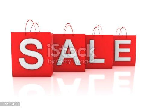 istock Sale Concept 183770254