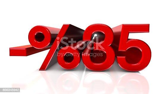 istock Sale Concept 856345942
