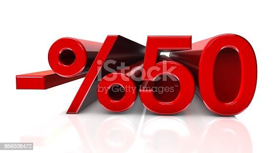 istock Sale Concept 856508472