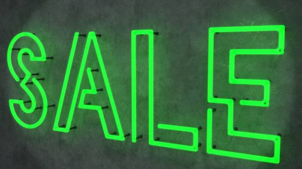 Sale Neon Sign – Foto