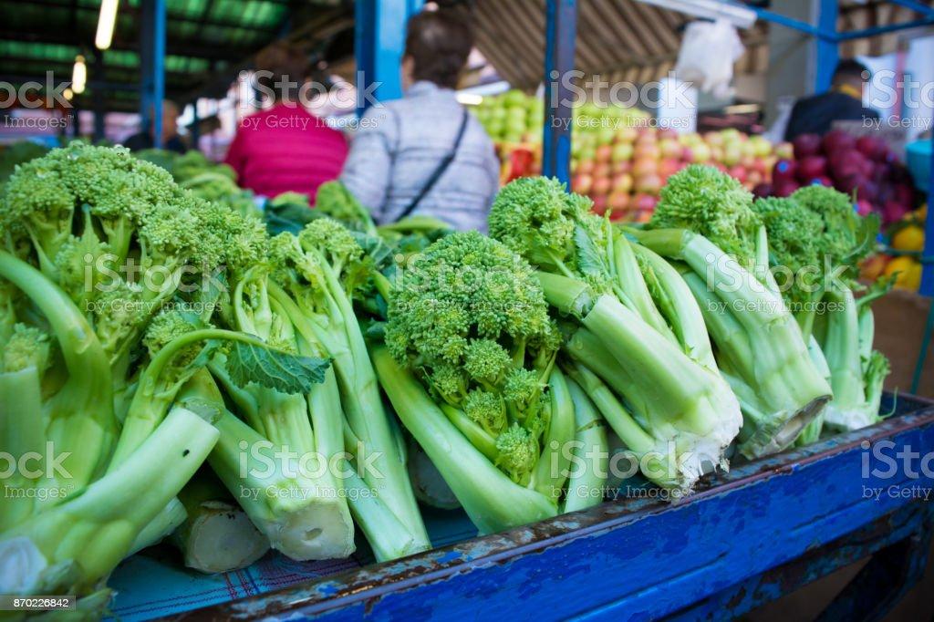 sale of turnips stock photo