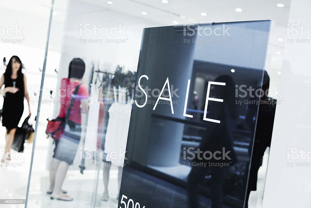 Sale. royalty-free stock photo