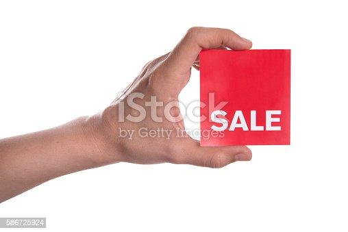1136804881 istock photo Sale 586725924