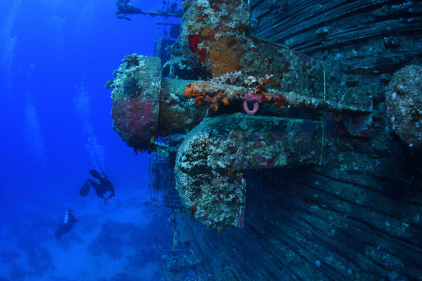 Salem Express Shipwreck, Red Sea, Egypt
