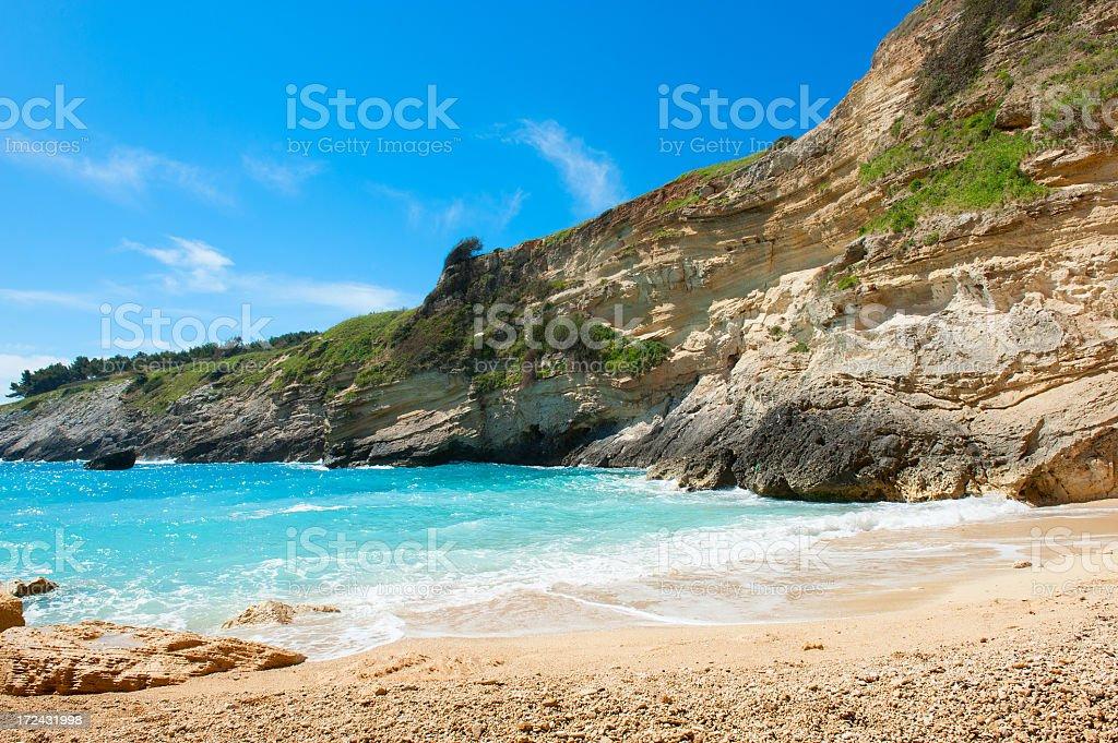 (coste del Salento, in Puglia meridionale) (Italia) - foto stock