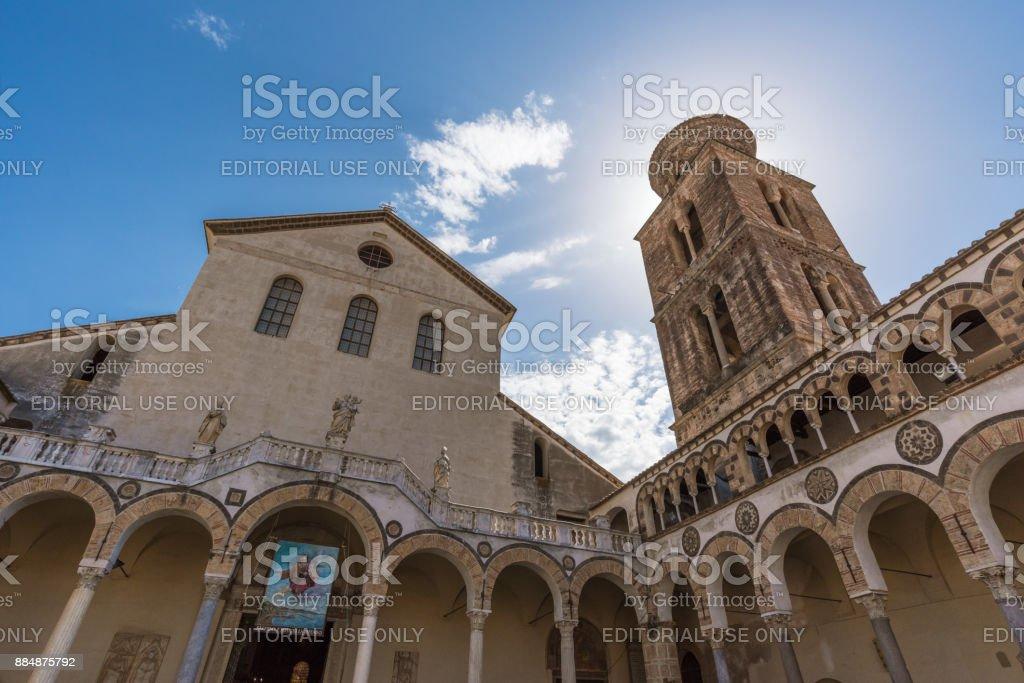 Salerno (Campania, Italy) stock photo