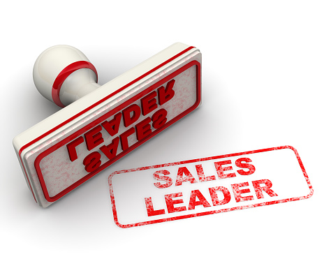 1181637623 istock photo Sales leader. Seal and imprint 1148827678