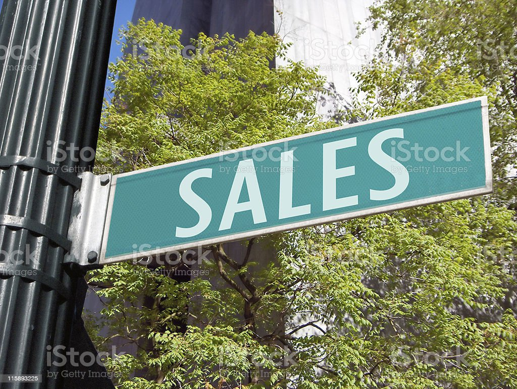 Sales Stock Photo - Download Image Now - iStock