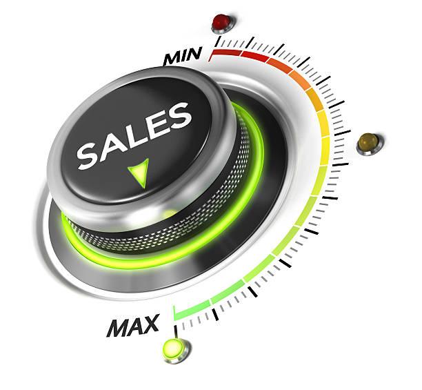 Sales Strategy stock photo