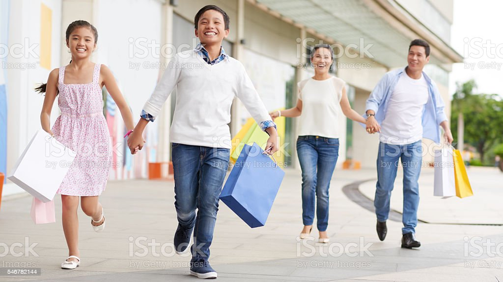 Sales time stock photo