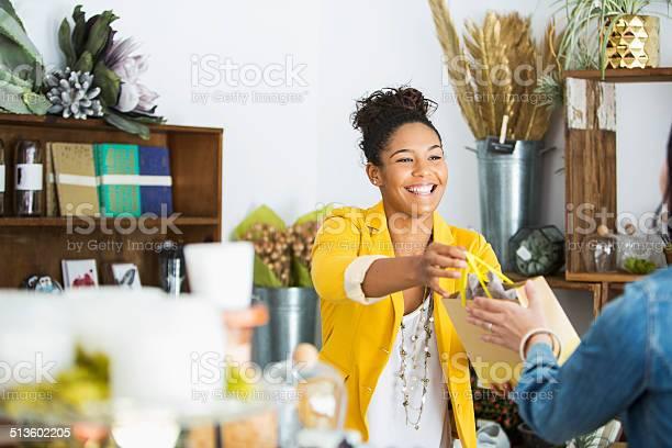 Saleswoman helping customer picture id513602205?b=1&k=6&m=513602205&s=612x612&h=qgny0x osnkdrfjvoauefzorwzy5eupeozak5dwdxo8=