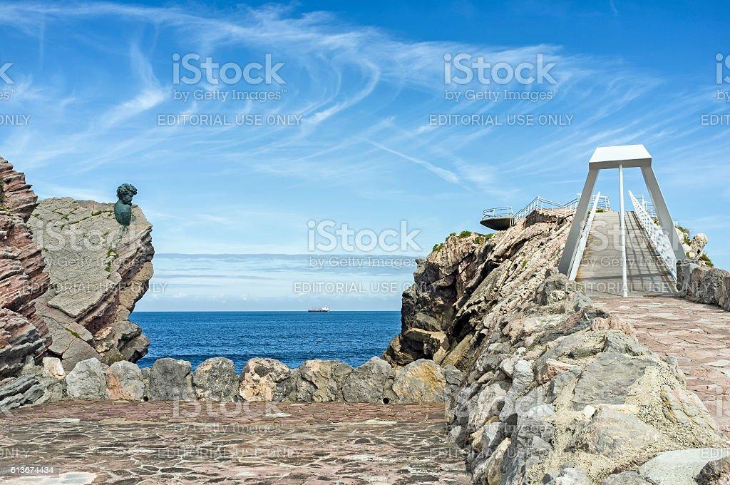 Salinas stock photo