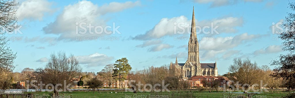 Salisbury stock photo
