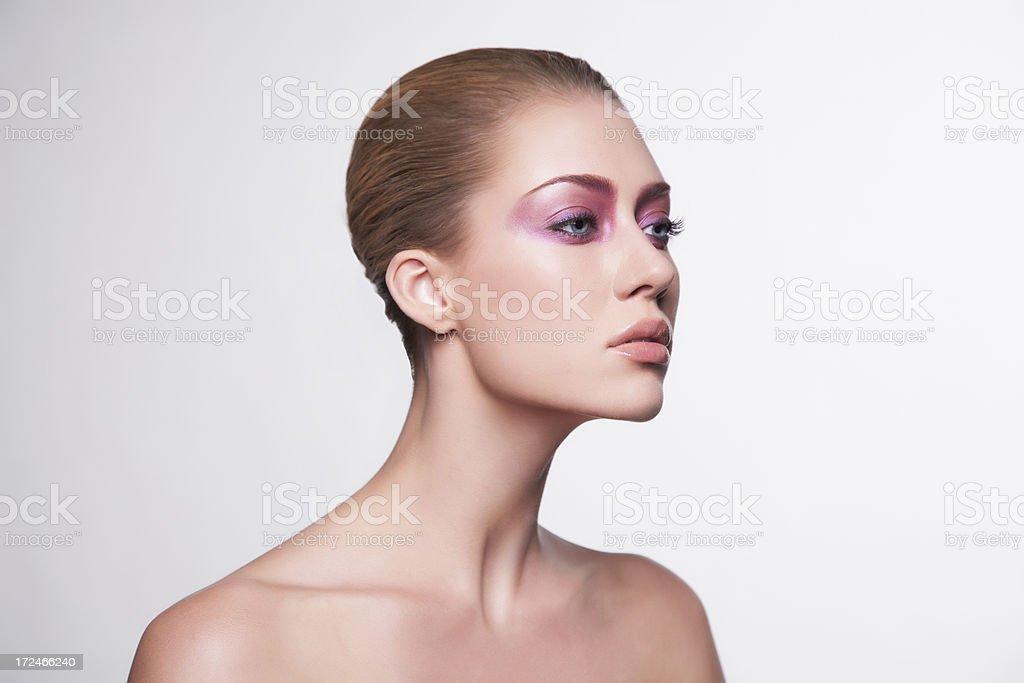 Salon Beauty royalty-free stock photo