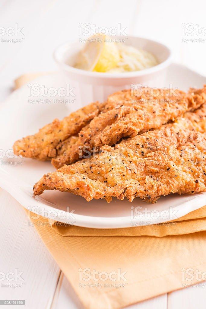 Sal e pimenta e Catfish - foto de acervo