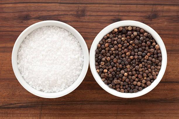 salt and pepper - tane biber stok fotoğraflar ve resimler