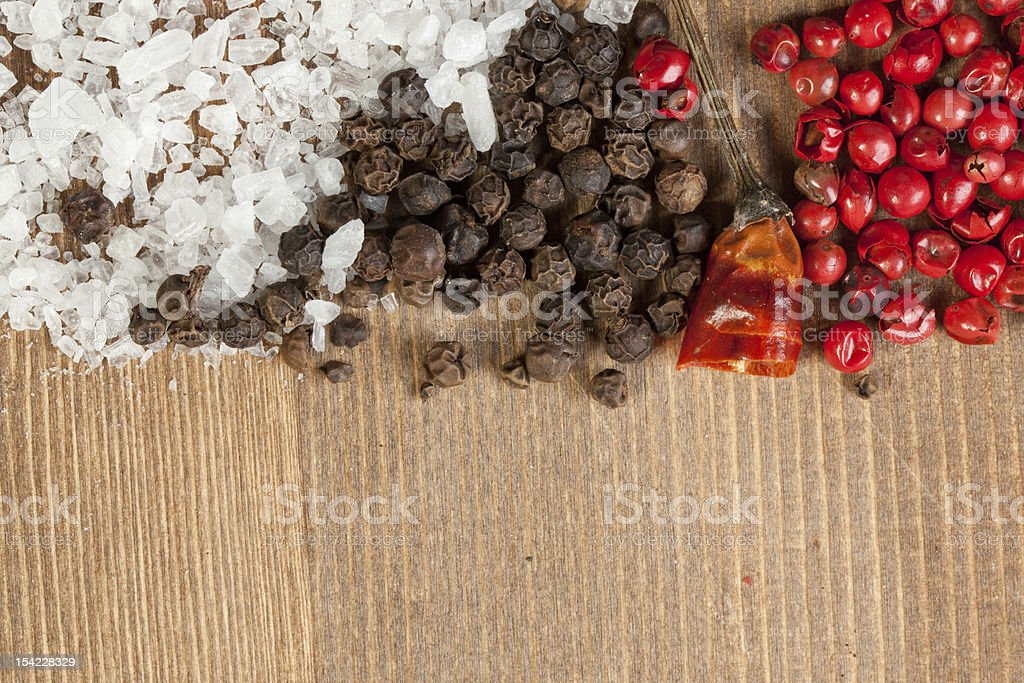 salt and peppers royalty-free stock photo