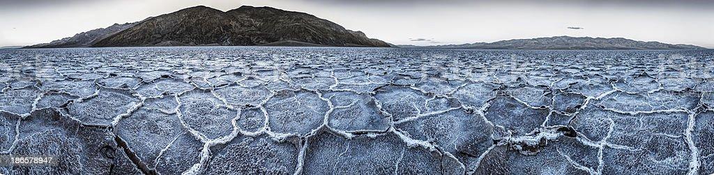 Salt Flats stock photo