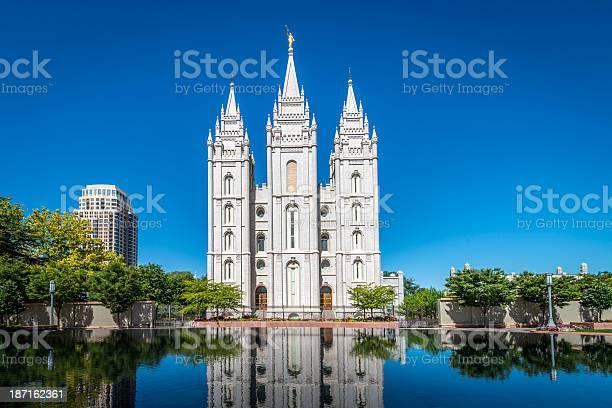 Salt lake city,church,utah,landmark,religious - free photo from