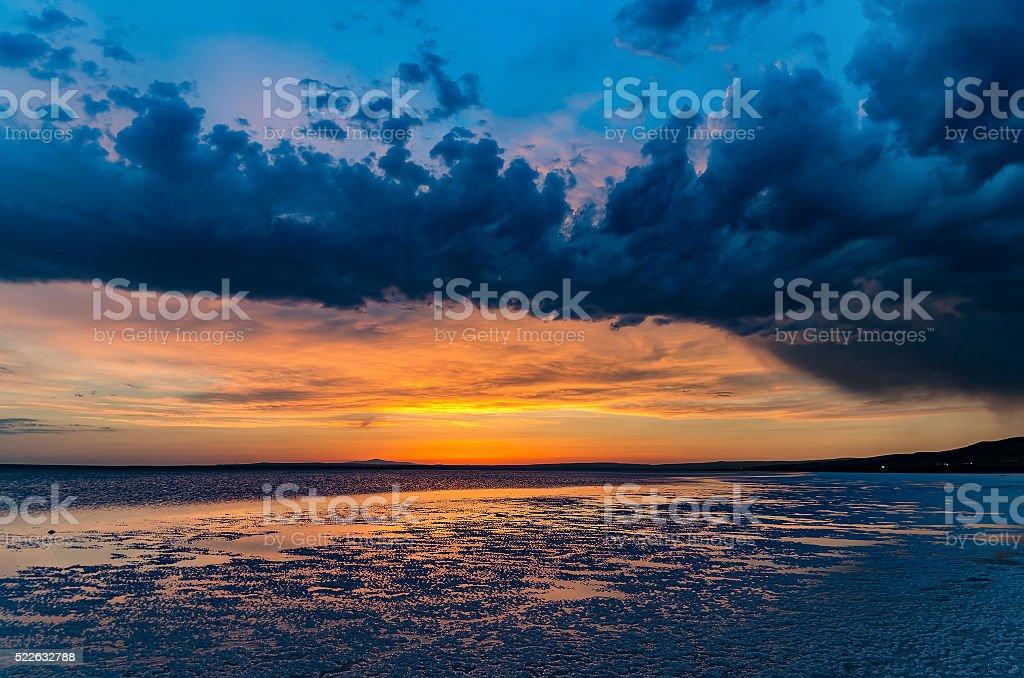 Salt Lake stok fotoğrafı