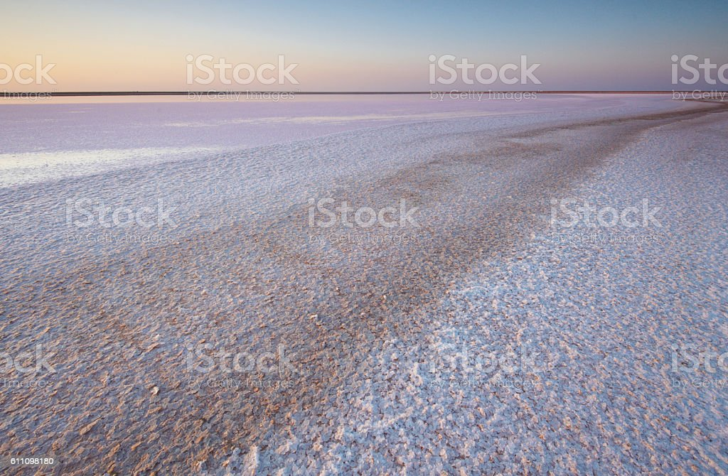 Salt Lake stock photo