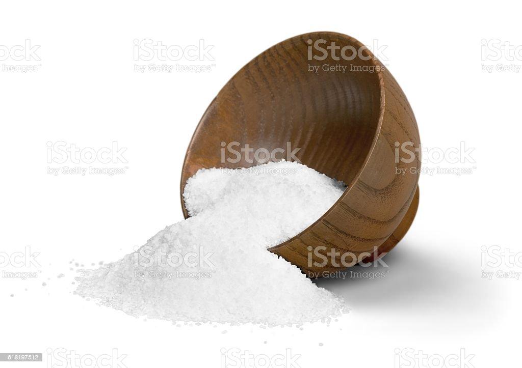 Salt stock photo