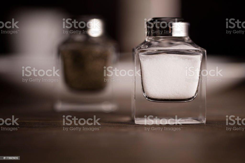 Salt, Please stock photo