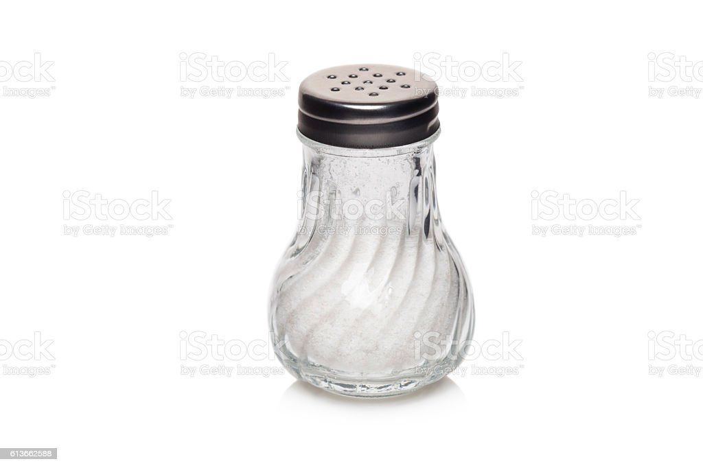 Salt Shaker stock photo