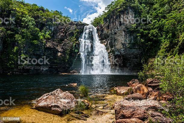 Chapada dos Veadeiros National Park in Goias, Brazil