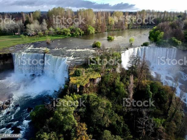 Photo of Saltos del Laja waterfalls