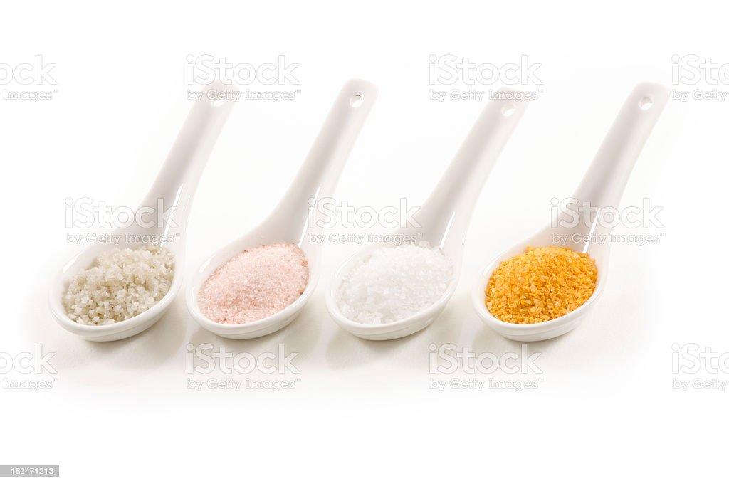 Salts royalty-free stock photo
