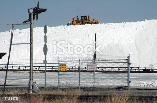 Saltworks at Great Salt Lake in Utah