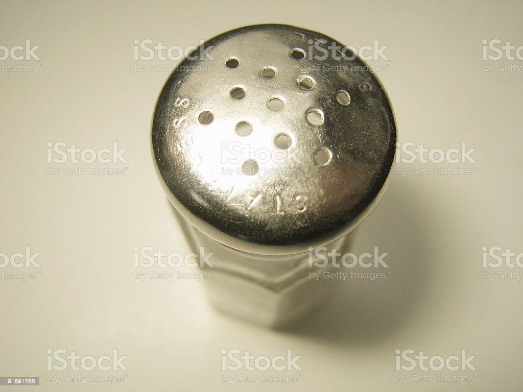 Salty royalty-free stock photo